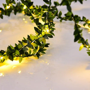 Lighted Greenery 10 ft.