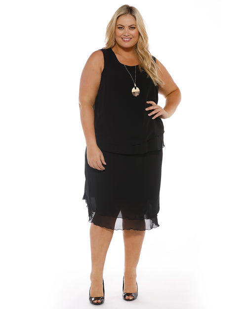 RTM, Plus size skirt, room to move