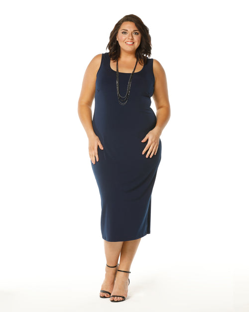 Roxanne Maxi Dress - Navy