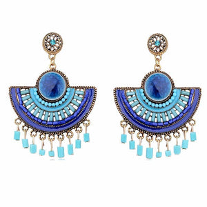 Ferosh Earrings Azora Dangler Earrings