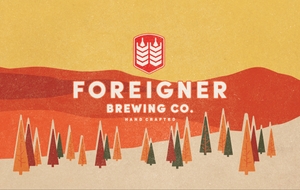 Foreigner Brewing $50 Gift Card