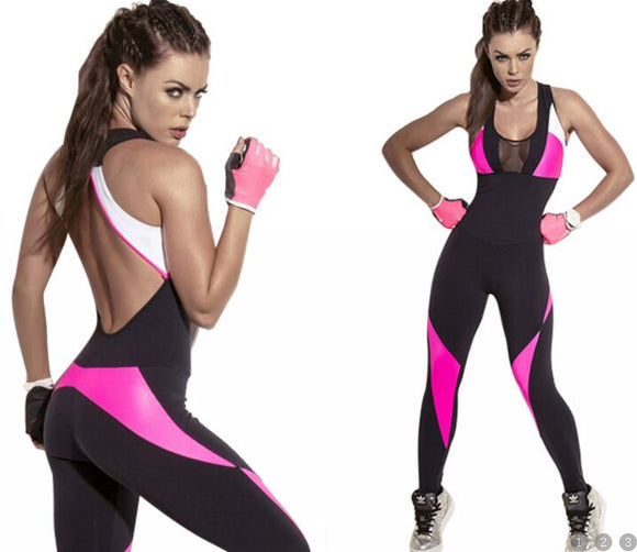 Compression Exercise/ Gym Bodysuit