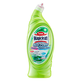 Magiclean Toilet Cleaner Dual Power 650ml Forest Fresh