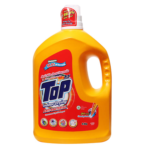 Top Anti Bacterial Concentrated Liquid Detergent 4.4 kg