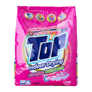 Top Indoor Drying Washing Powder – Blooming Freshness 2.3kg