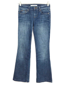 Joe's Jeans Honey Boot Cut Harvey Dark Wash Stretch Womens 24 Actual 25 x 33 - Preowned - FunkyCrap Boutique