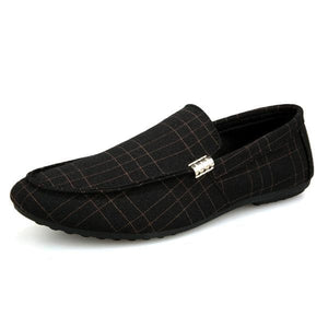 MAZEFENG Men's Business Casual Loafers Shoes