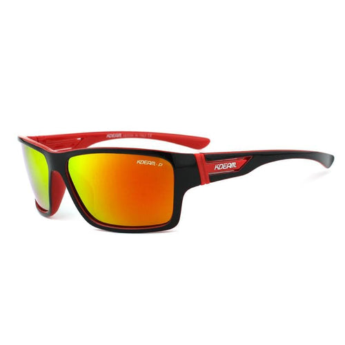 KDEAM Polarized Sunglasses for Men and Women
