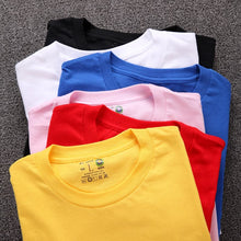 Varsanol Men's Quality T-Shirts Short Sleeve Vivid Solid Color Cotton T-Shirts Spring Summer Autumn T-Shirts