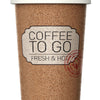 Image of Travel coffee mug Corky Cup - Leak Proof Set Of 4