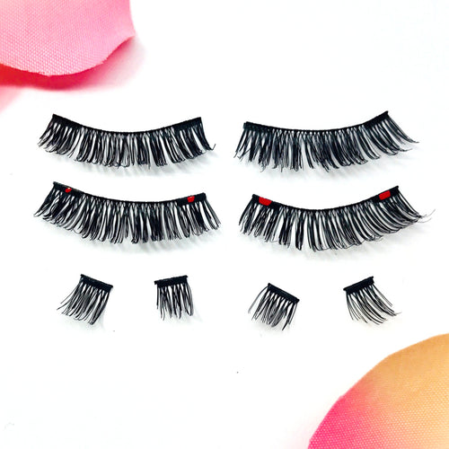 So Lush Full Strips - 1 Pair of Magnetic Silk Full Strip Lashes
