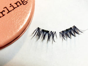 Here Kitty-Kitty -  2 Pairs of Silk Magnetic Accent Lashes