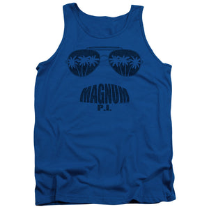 Magnum PI - Face It Tank