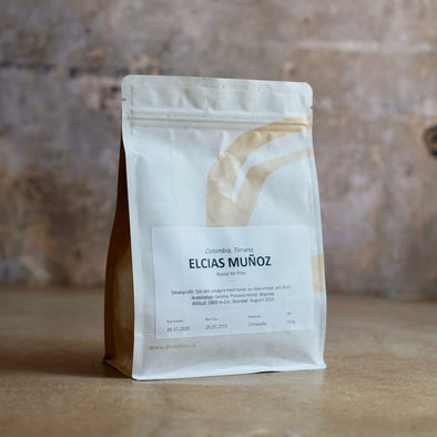 Colombia - Elcias Muñoz - Washed Geisha