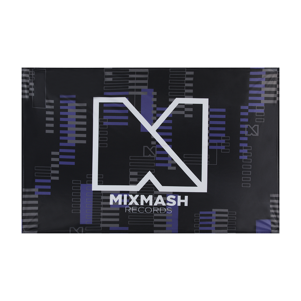 All Over Printed Mixmash Flag
