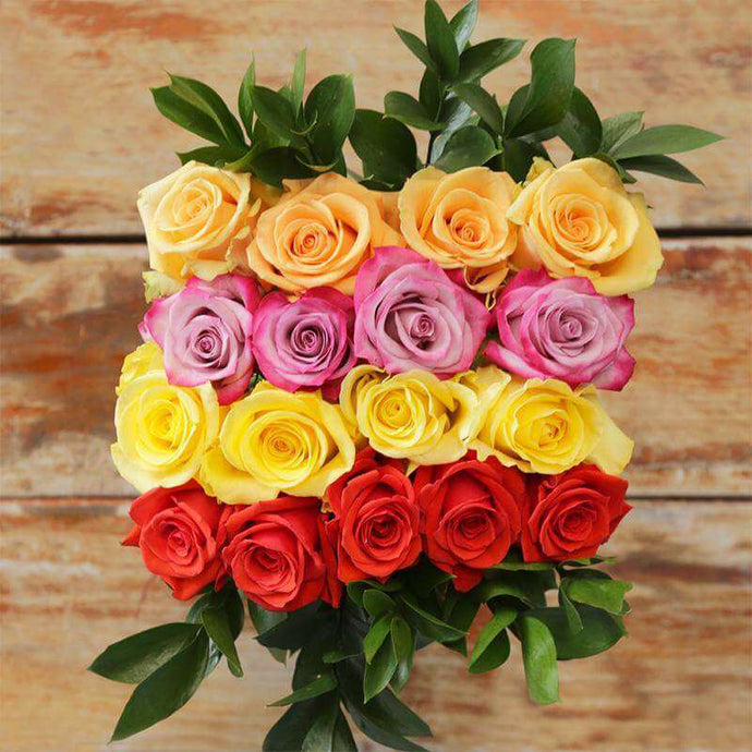 Fantastic Rose Bouquet - Rosaholics