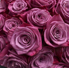 purple rose bouquet buy