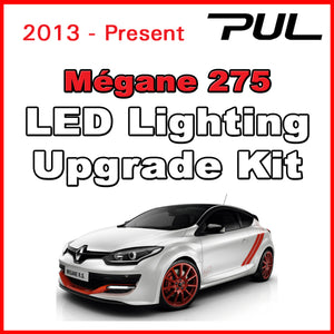 Megane RenaultSport 275 LED Lighting Upgrade Kit