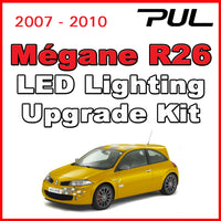 Megane RenaultSport R26 LED Lighting Upgrade Kit