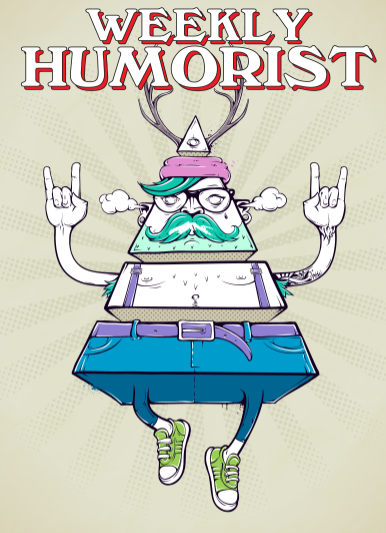 Weekly Humorist Magazine: Issue 60 (double issue)