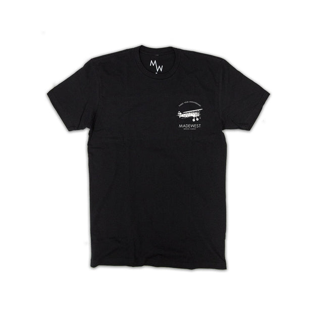 3 Year Anniversary Tee - Black