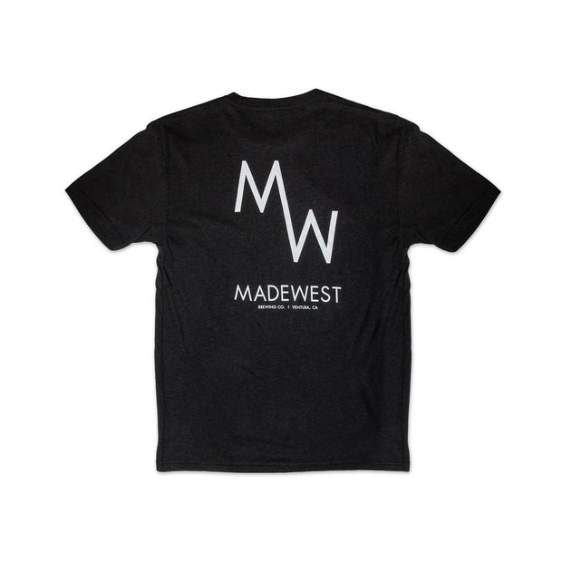 Classic Tee - Black - Men's T-Shirt - MadeWest Brewery