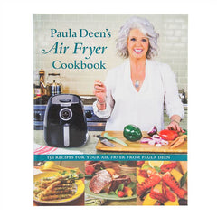 Paula Deen's Air Fryer Autographed Cookbook