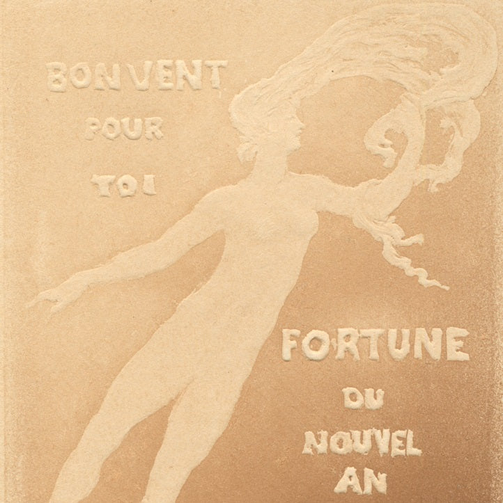 Fair Winds to You, Fortune of the New Year 1911