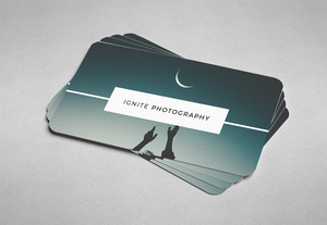 ADD ROUNDED CORNERS TO YOUR BUSINESS CARDS Regular price
