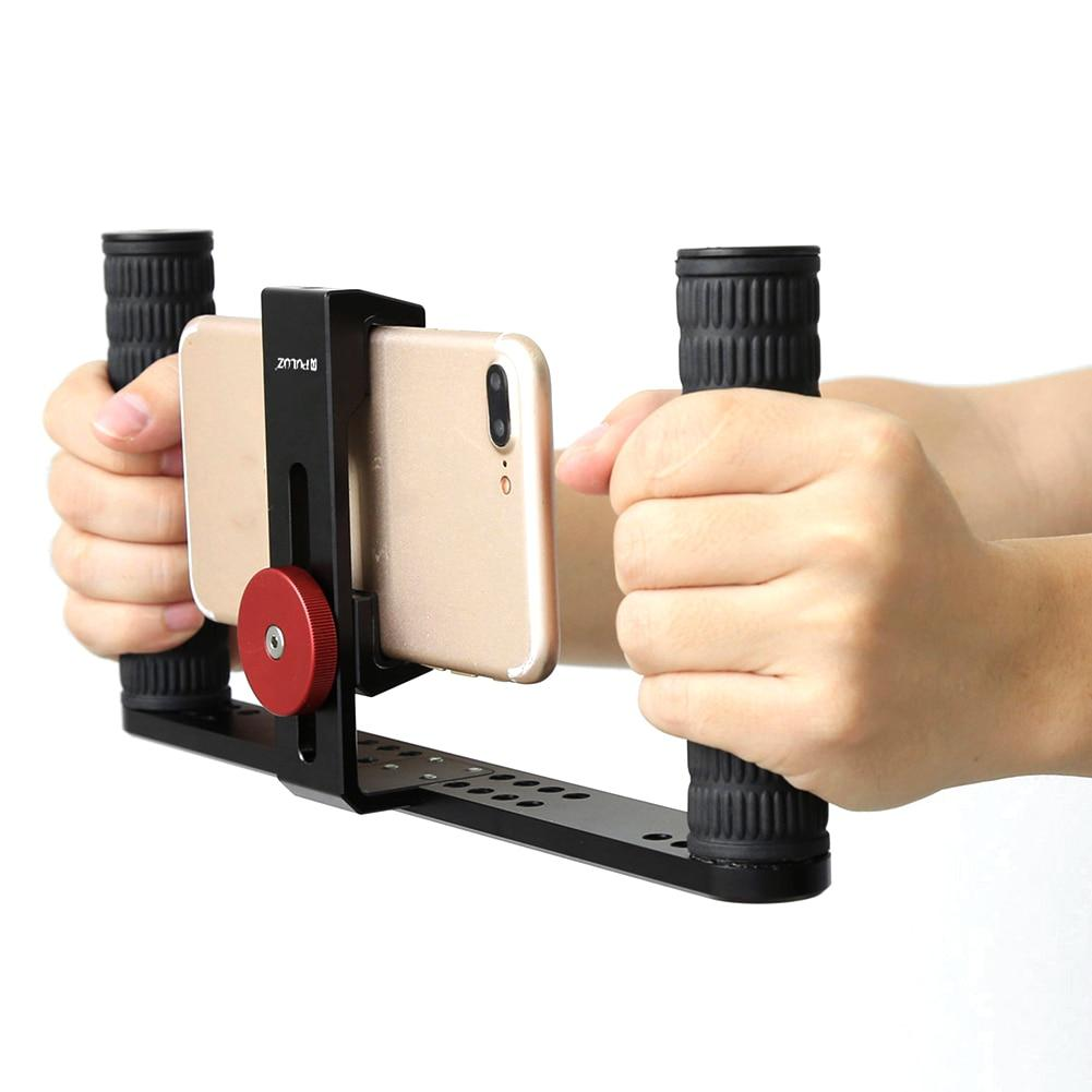 Mobile Phone Stabilizer For Live Streaming-Handheld - Phonetographr