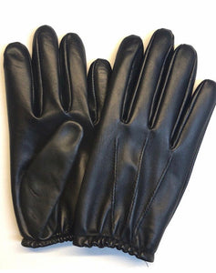 The Retro Black Driver Gloves - THE BLACK EARS