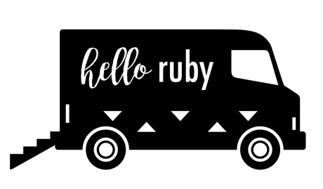 hello ruby | a mobile boutique