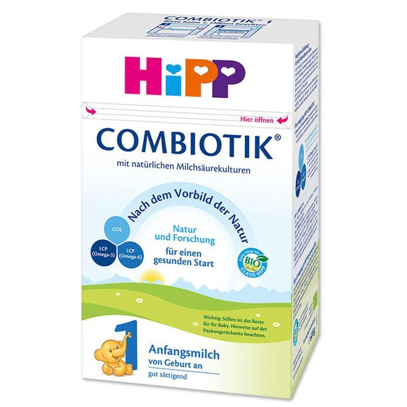 Hipp Organic Formula Baby Milk stage 1- German Version