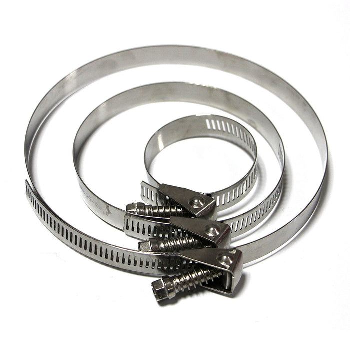 Tanz QR-36 Caesar Hardware Quick Release Hose Clamp-Long Mountains