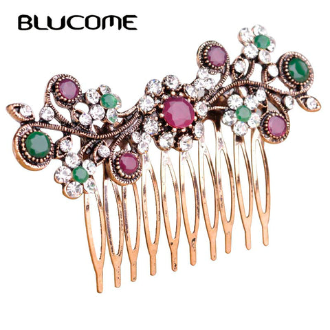 Turkish Rhinestone Hairpin