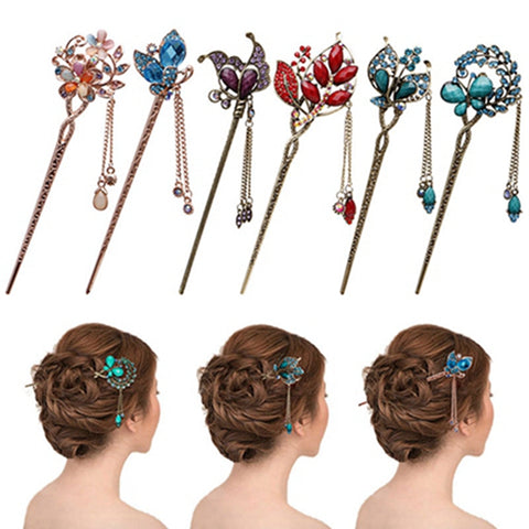 Vintage Hair Sticks