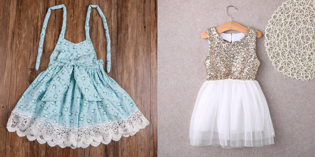 Fashionable Baby Dresses