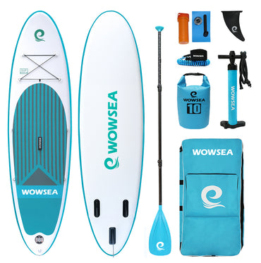 WOWSEA DIY Inflável Colorido Stand Up Paddle board - pt.wowseastore.com