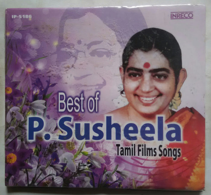 Best Of P. Susheela Tamil Films Songs