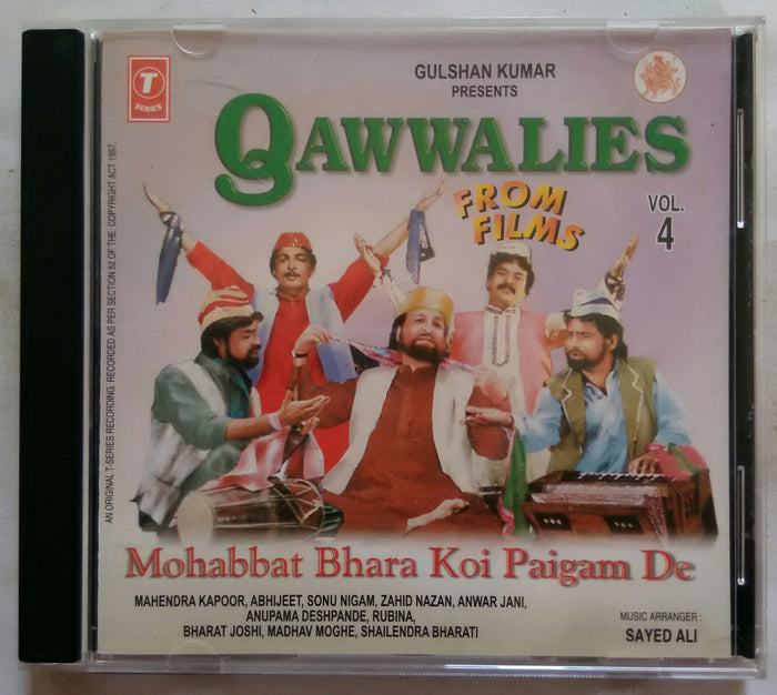 Qawwalies From Hindi Films Vol -4