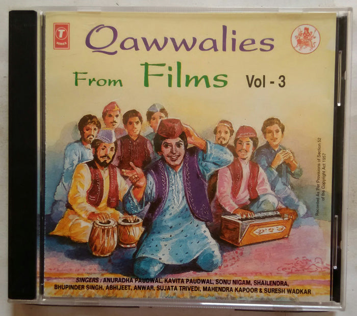 Qawwalies From Hindi Films Vol -3