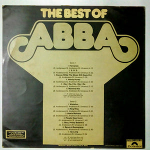 Buy The Best Of Abba Vinyl, LP, Album online from avdigital.in