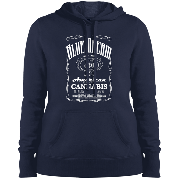 BLUE DREAM- Ladies Hoodie - Herban Apparel
