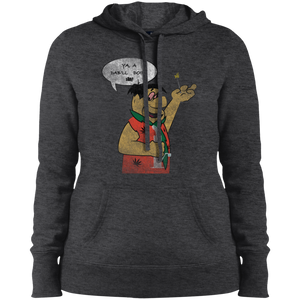 YA A DAB'LL DO - Ladies' Pullover Hooded Sweatshirt