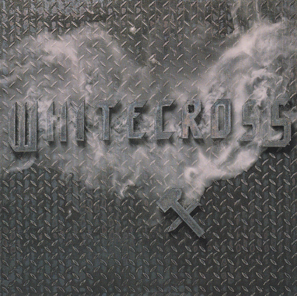 WHITECROSS - HAMMER & NAIL (*Used-CD, 1988, Pure Metal Records) Original Issue!