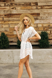 Lush Tunic Dress Cover-Up