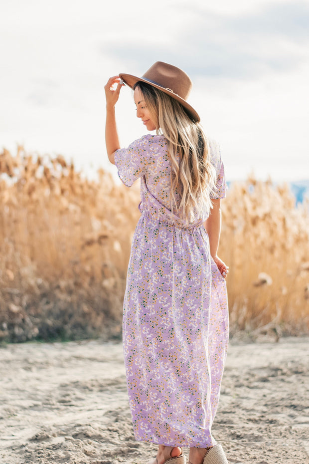 Mayfield Floral Maxi Dress