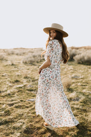 RESTOCK - Full Bloom Maxi Dress