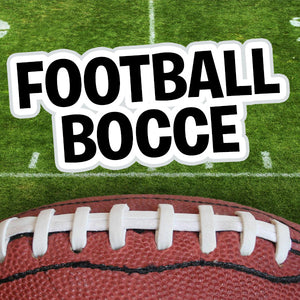 Box of Fun: Football Bocce