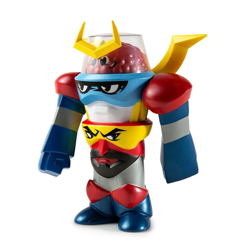 MECHA AQUA TEEN HUNGER FORCE VINYL ART FIGURE-Kidrobot-Medium Figure-TorontoCollective